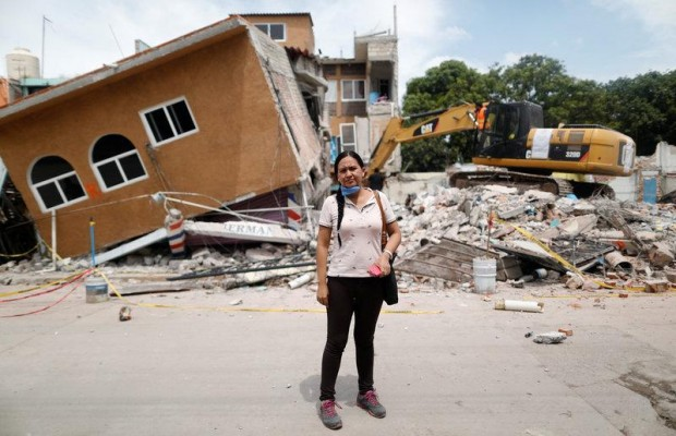 Mexico quake render thousands homeless
