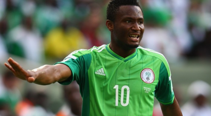 Mikel sad, frustrated to miss Super Eagles, Serbia friendly