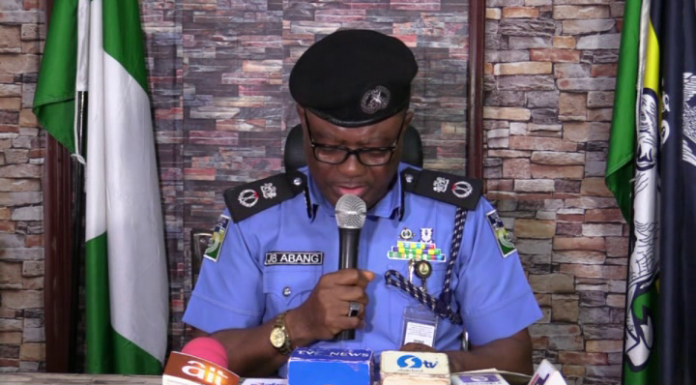 Anambra new CP resume duty