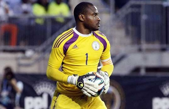 Enyeama gives conditions for Super Eagles' return