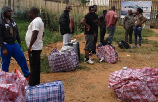 Deportees get free medical treatment