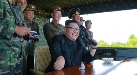 North Korea test-fires several short-range missiles