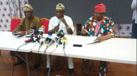 Obasanjo's coalition regrouped as African Democratic Congress