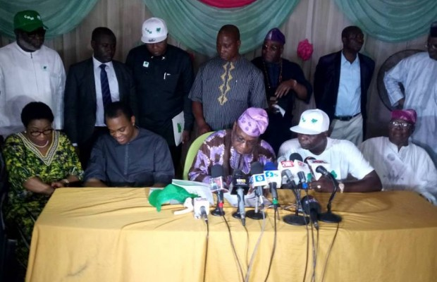Obasanjo registers as member of Coalition Movement
