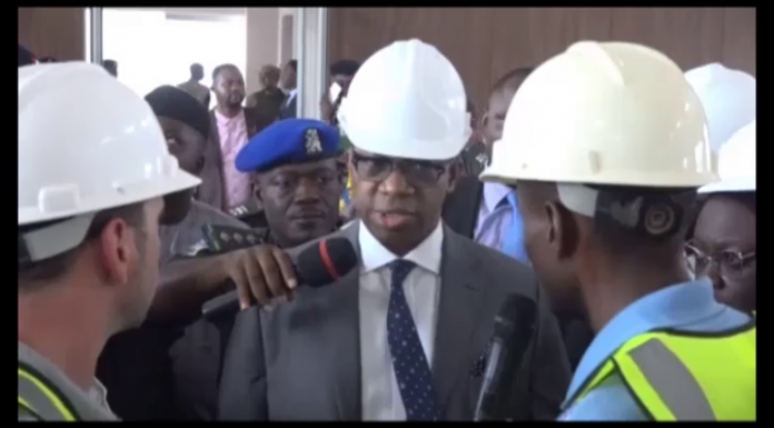 Abiodun summons contractors handling state judiciary complex