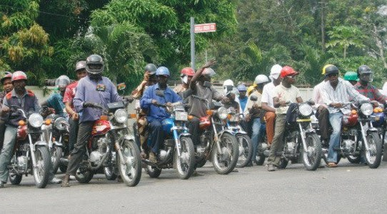 Ondo bans commercial motorcycle on Ore highway