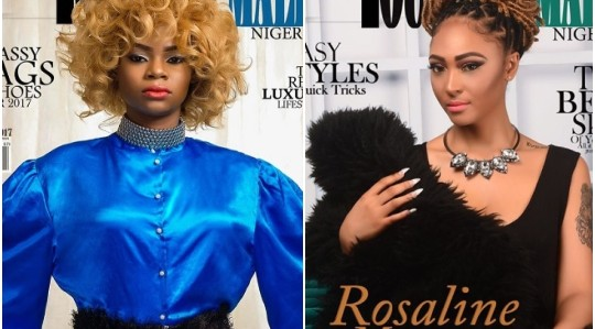 Olajumoke, Rosaline Meurer cover house of Maliq