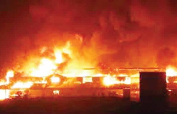 Fire incident: ODSG launches investigation