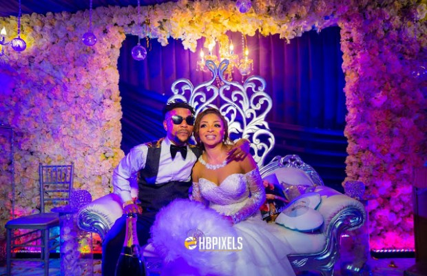 Photos from Oritsefemi and Nabila's wedding