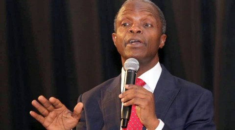 Osinbajo sue for unity among Nigerians