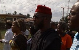 Osita Chidoka faults INEC over late arrival of materials.