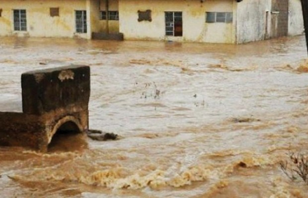 NEMA on assessment visit to areas affected by flood in Adamawa state