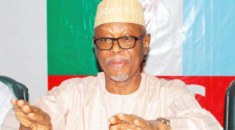 Oyegun meets APC Senators