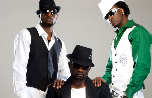 Paul Okoye reacts to the video fight between his brothers