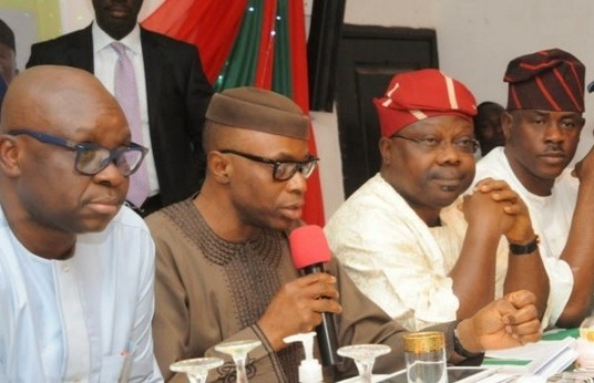PDP leaders meet in Ibadan