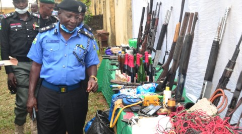 Police Nab Syndicates Who Killed Policemen in Delta