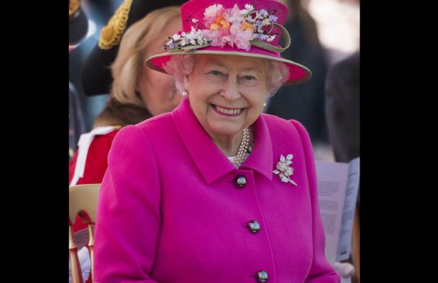 Queen ElizabethII celebrates 91st birthday