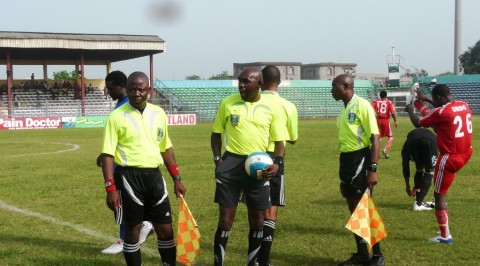 488 referees fail NRA examination