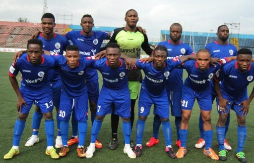 CAFCC Draw: Rivers United face Moroccan