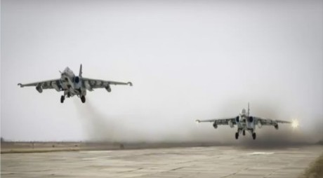 Russian jets kill over 200 IS militants