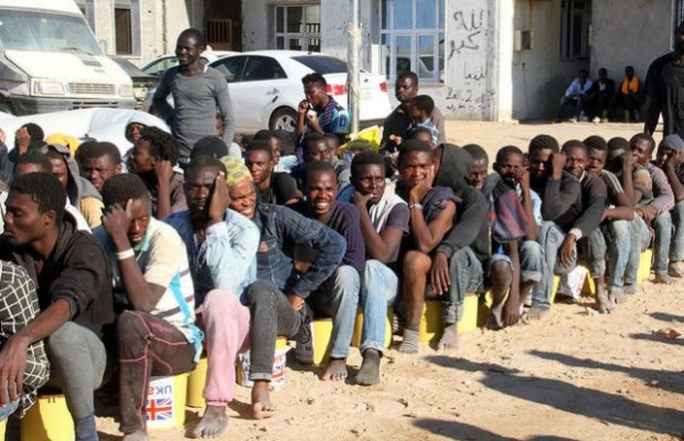 Lybia returnees shares pathetic experiences