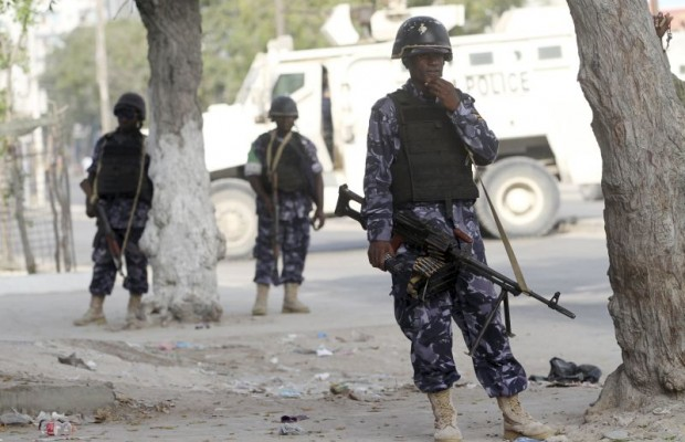 Suicide bomber disguises as police kills at least 15 in Mogadishu