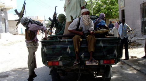 Militants attack Somali military base