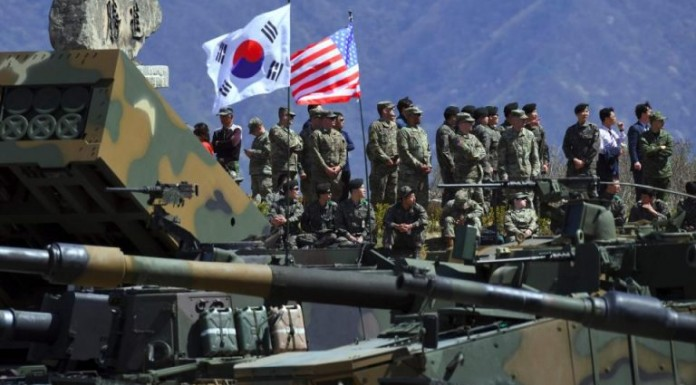 South Korea fires warning shots at N/Korea as Soldiers defect