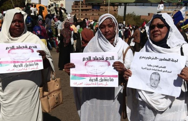 Sudan sentences 27 to death for torturing, killing protester