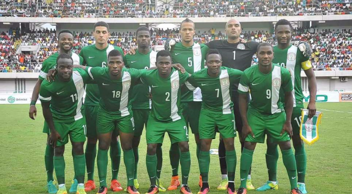 Super Eagles' FIFA ranking drops