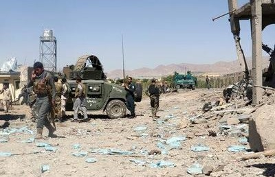 Taliban kill at least 43 Afghan troops