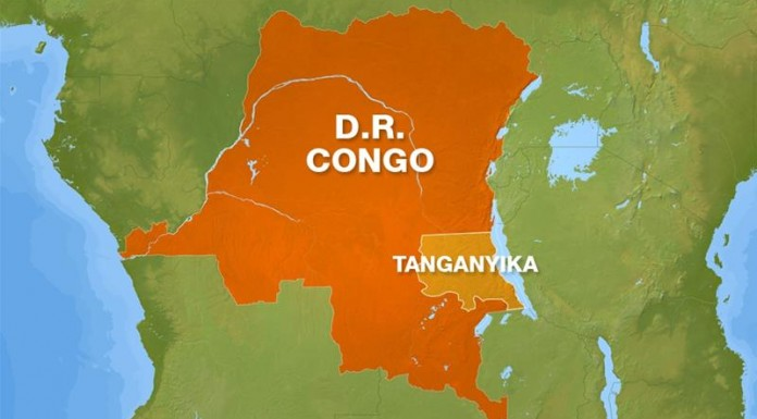 Dozens killed after train derails in DR Congo