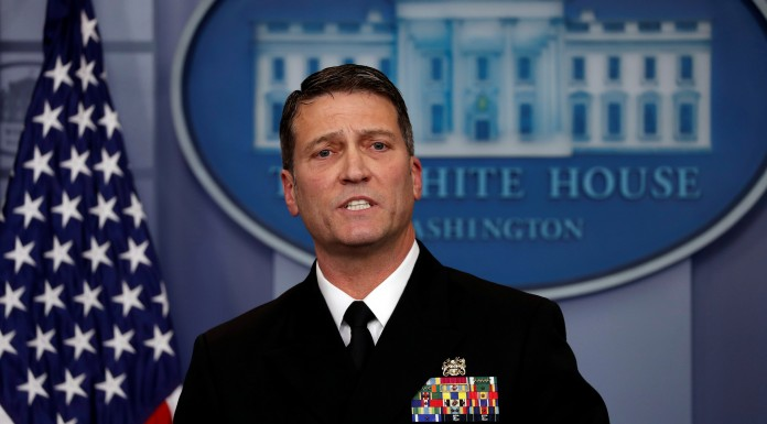 Trump fit for duty, but should hit the gym- White House doctor