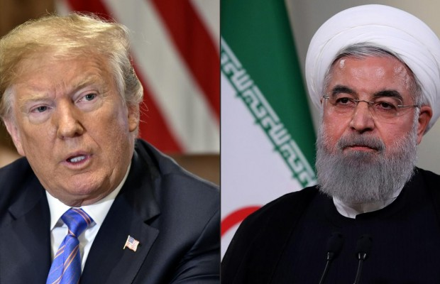 Trump threatens Iran with obliteration