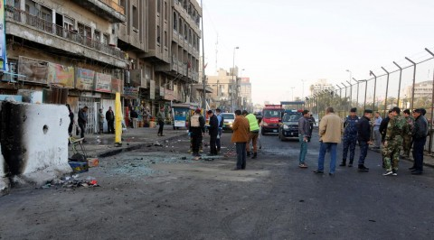 25 killed in twin suicide attack in Baghdad