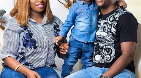 Ushbebe and wife celebrate 4th wedding anniversary