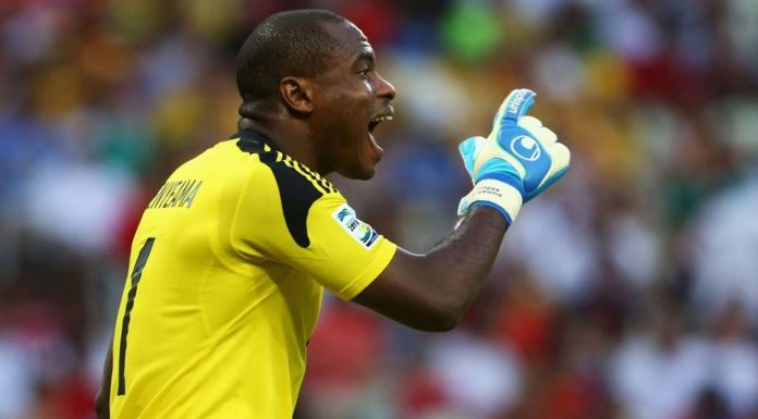 Enyeama reacts to call for his return
