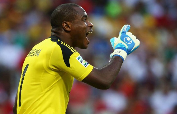 Rohr speaks on Enyeama's return