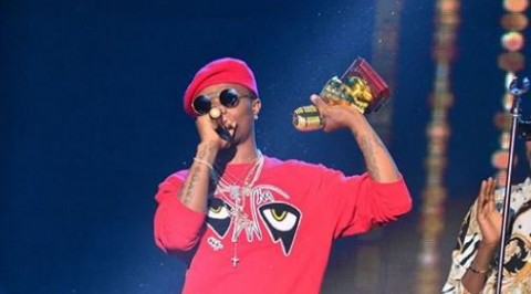 Wizkid bag 3 AFRIMA Awards, see full list