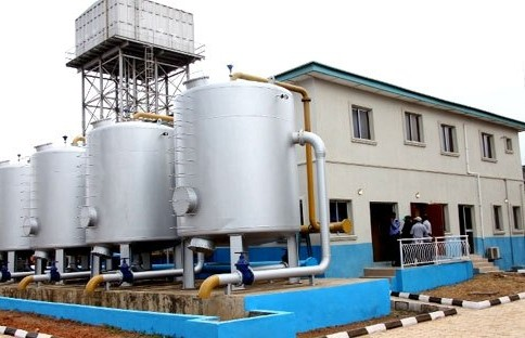 Image result for Lagos Water sector