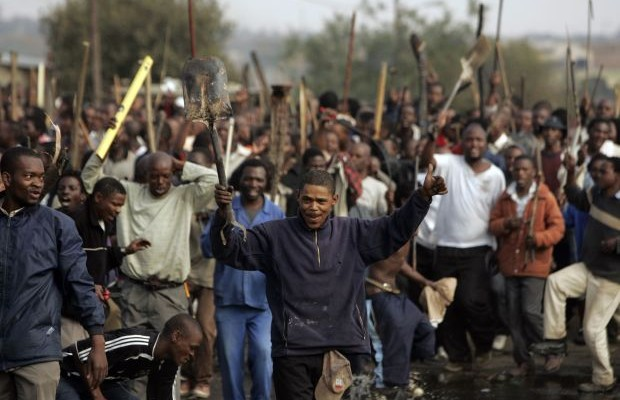 Xenophobia: FG says no Nigerian killed in South Africa