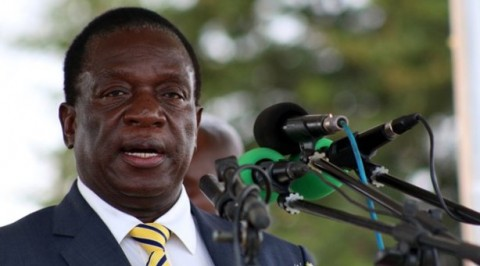 Zimbabwe to swear in new president on Friday