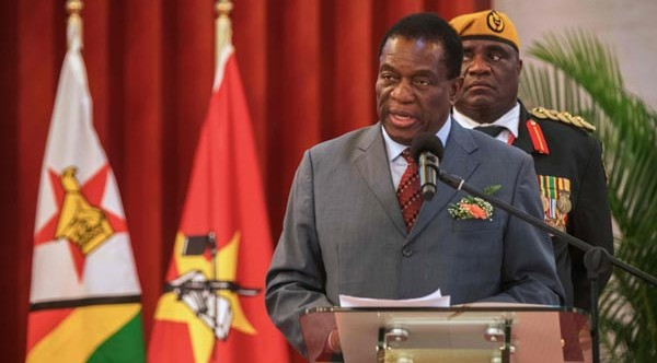 Zimbabwe to hold elections in four to five months- Mnangagwa