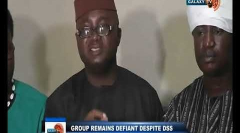 Group Remains Defiant Despite DSS Clampdown on Protesters