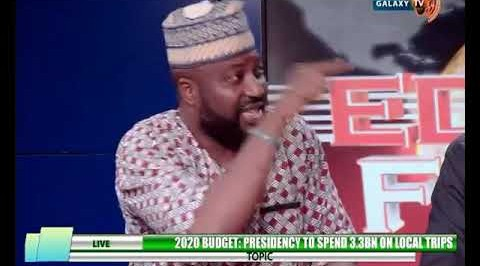 2020 Budget: Presidency to Spend 3 3 Billion Naira on Foreign/Local Trips, 149 Million Naira on Food
