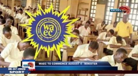 Waec to commence August 4 - Minister of State for Education