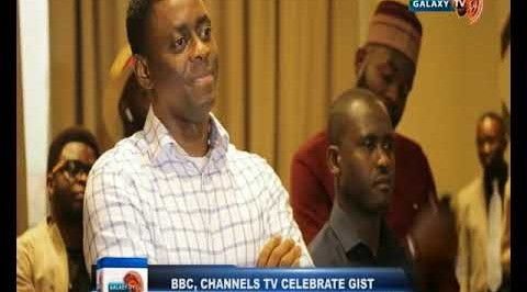 BBC, Channels TV Celebrate Gist Nigeria Co Production Partnership