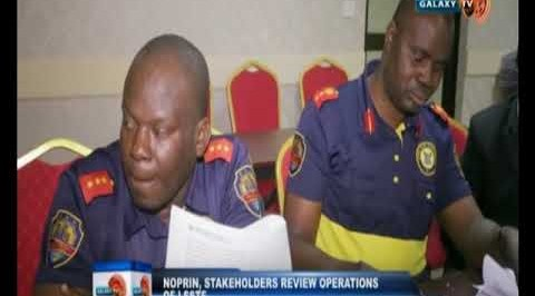 NOPRIN, stakeholders review operations of LSSTF