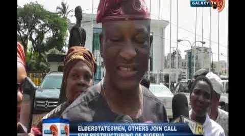 Elder-statesmen, others join call for restructuring of Nigeria