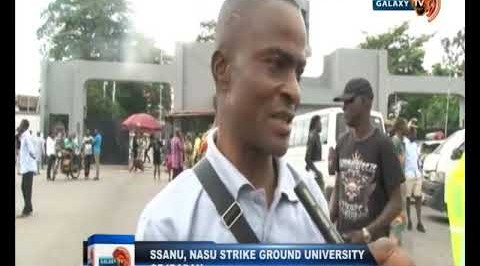 SSANU, NASU Commence a Week Warning Strike in University of Ibadan